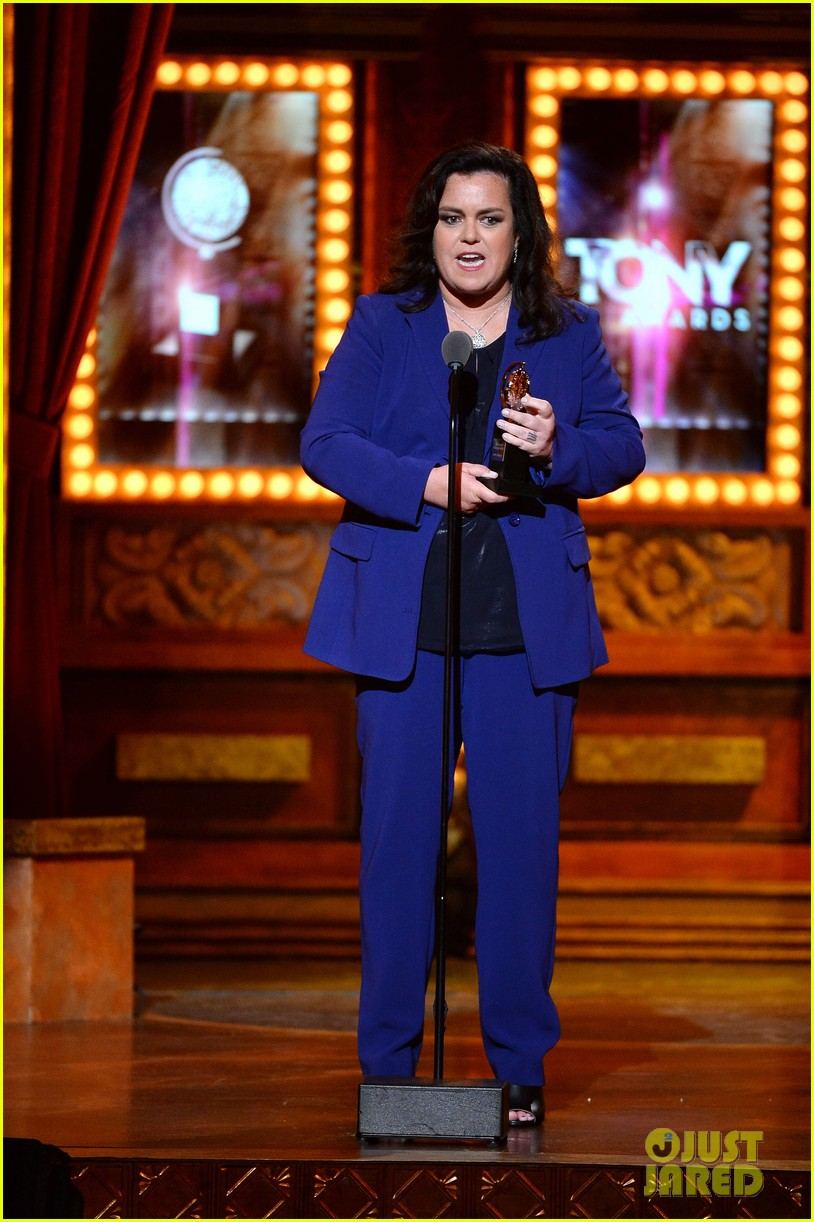 rosie odonnell tony awards 2014 02