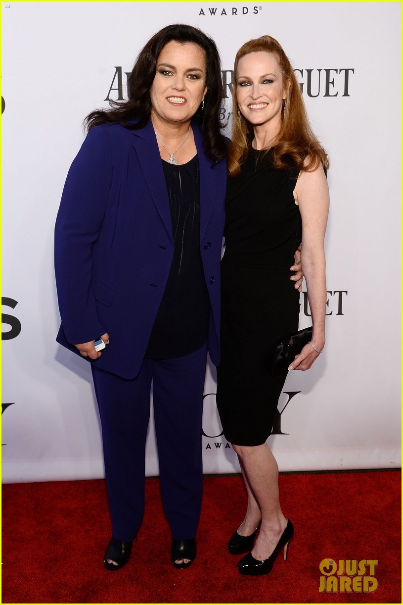 rosie odonnell tony awards 2014 06