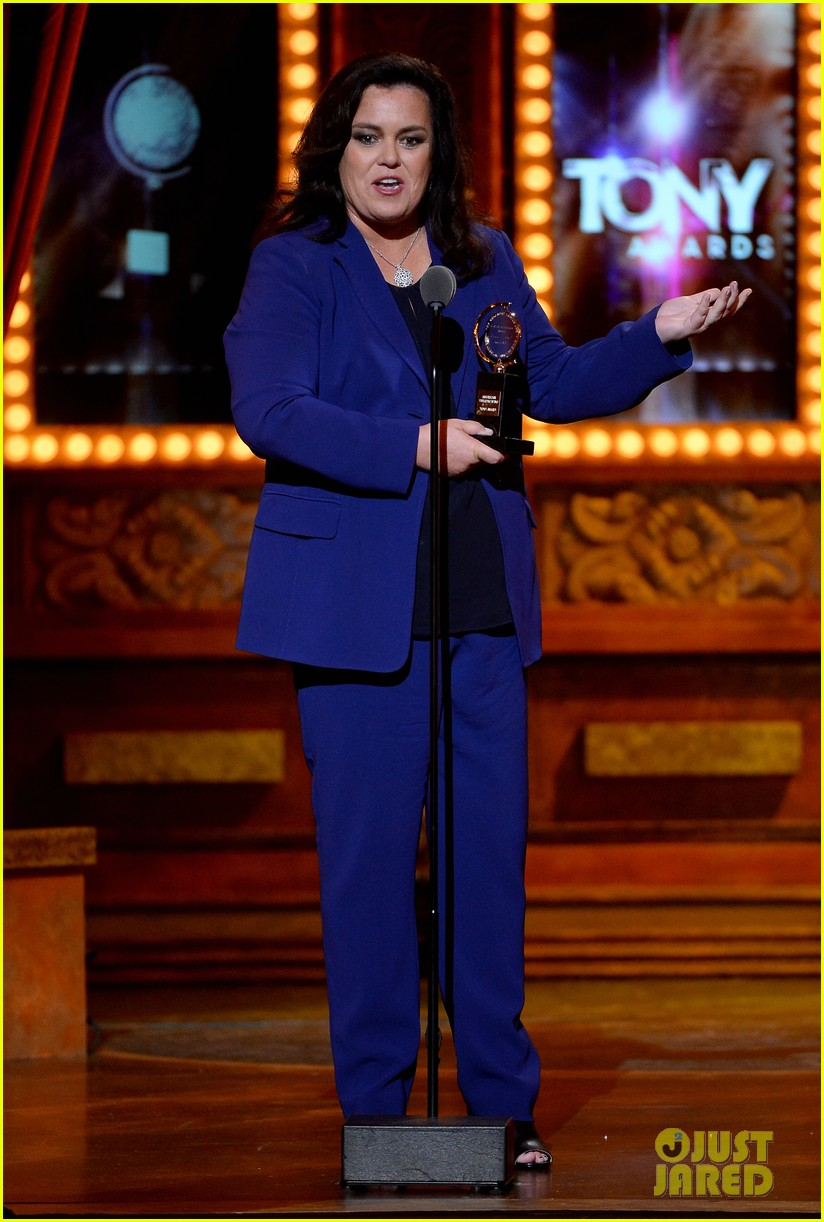 rosie odonnell tony awards 2014 07