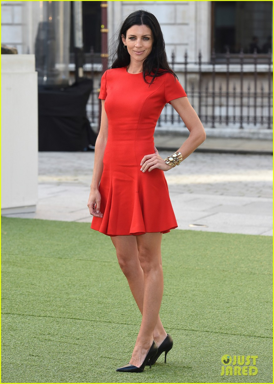 liberty ross daisy lowe keep it classy at royal academy summer exhibition 07