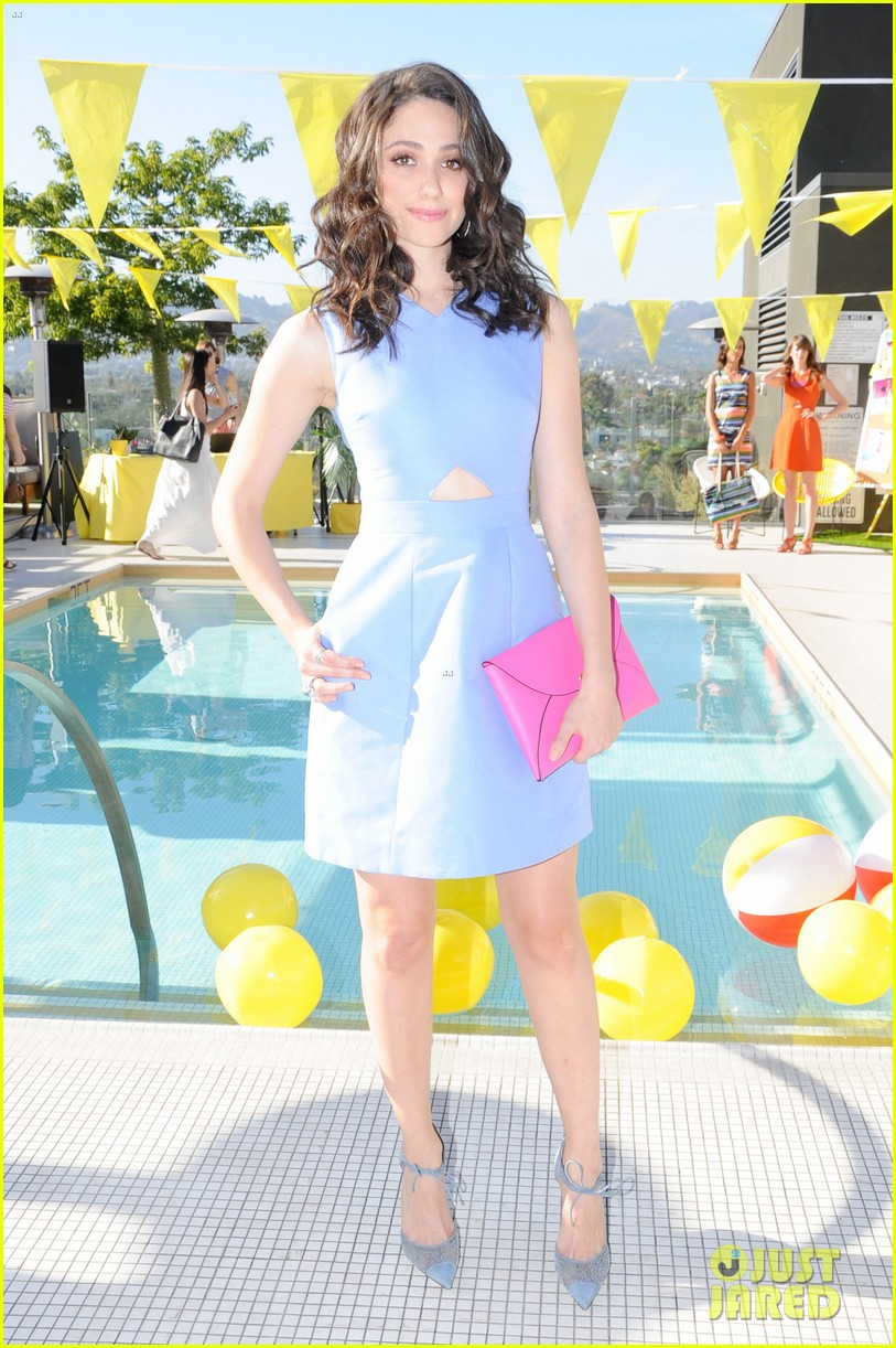 emmy rossum zoey deutch kate spade saturday 30