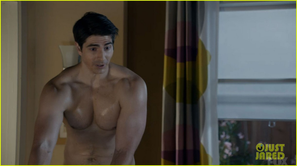 brandon routh enlisted guys go shirtless 06