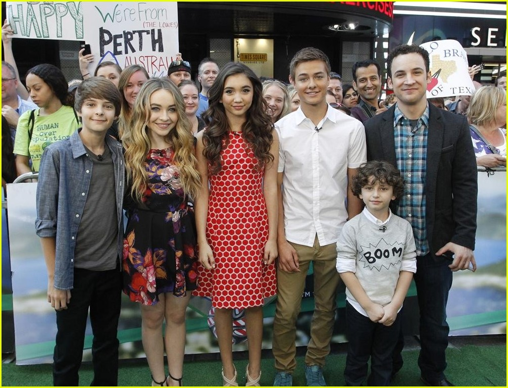 rowan blanchard girl meets world gma 023142534