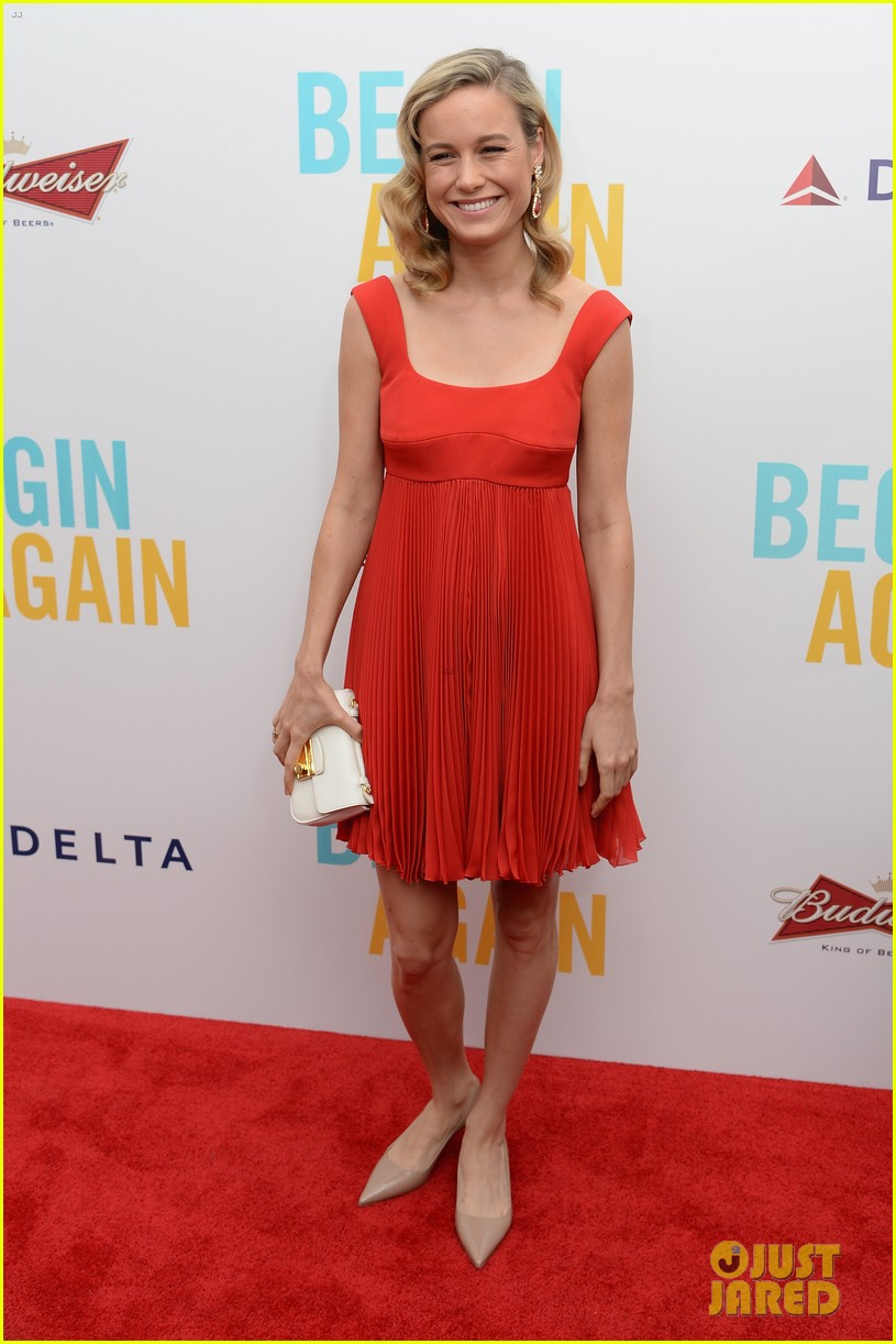 mark ruffalo brie larson begin again premiere 093143508
