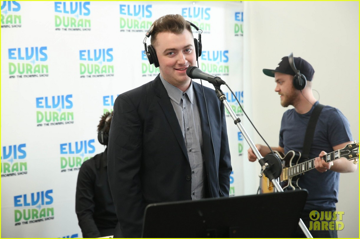 sam smith elvis duran show stop 07