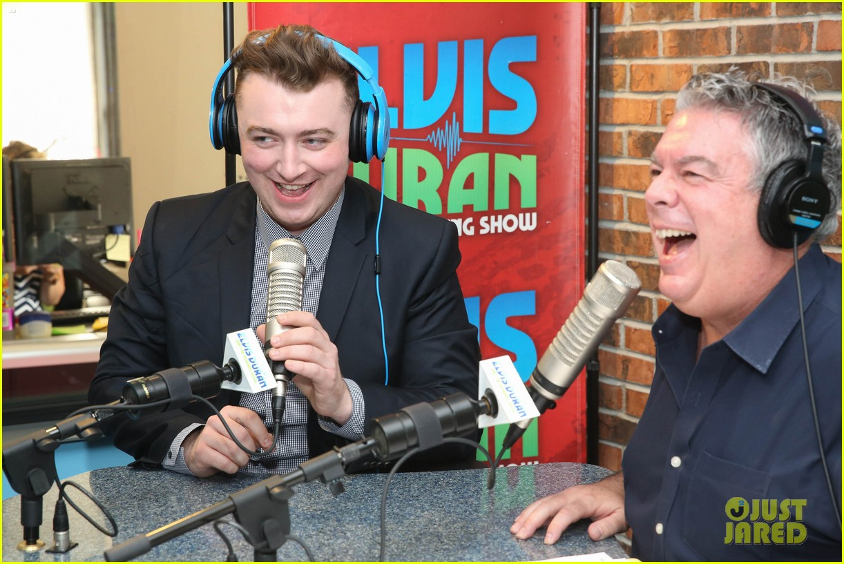 sam smith elvis duran show stop 09
