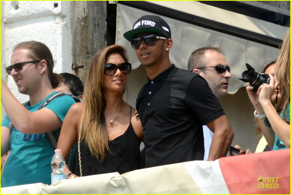 nicole scherzinger lewis hamilton look more in love 243127700
