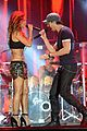 nicole scherzinger enrique iglesias perform together at isle of mtv 23