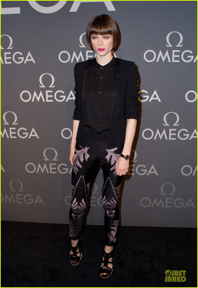 taylor schilling jaime king hang out omega event 07