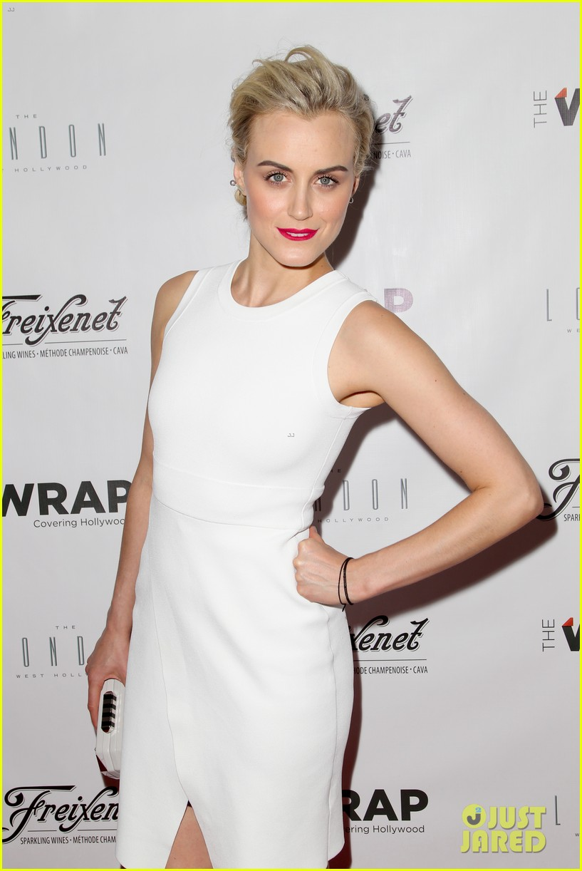 taylor schilling attends thewraps first emmy party 03