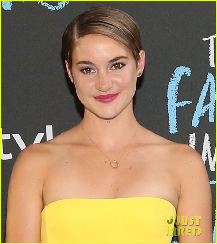 shailene woodley fault in our stars nyc premiere 01