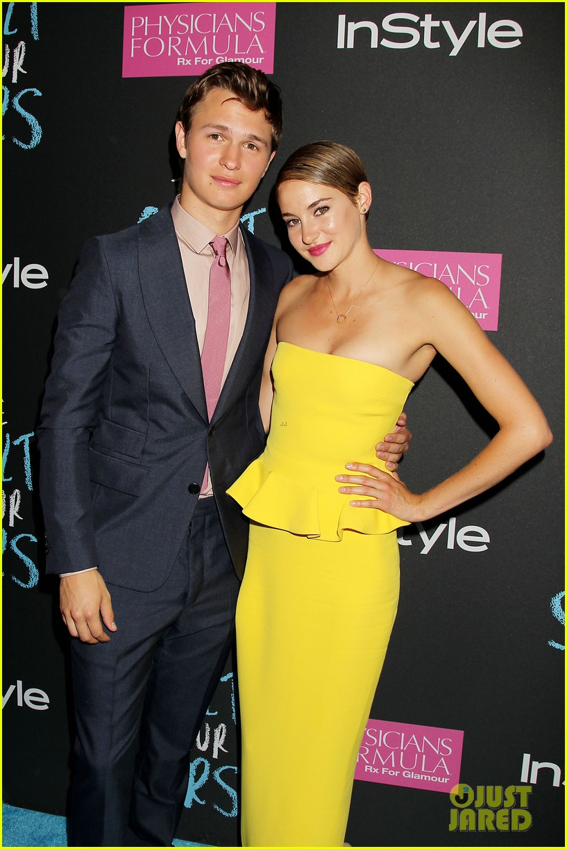 shailene woodley fault in our stars nyc premiere 173126863