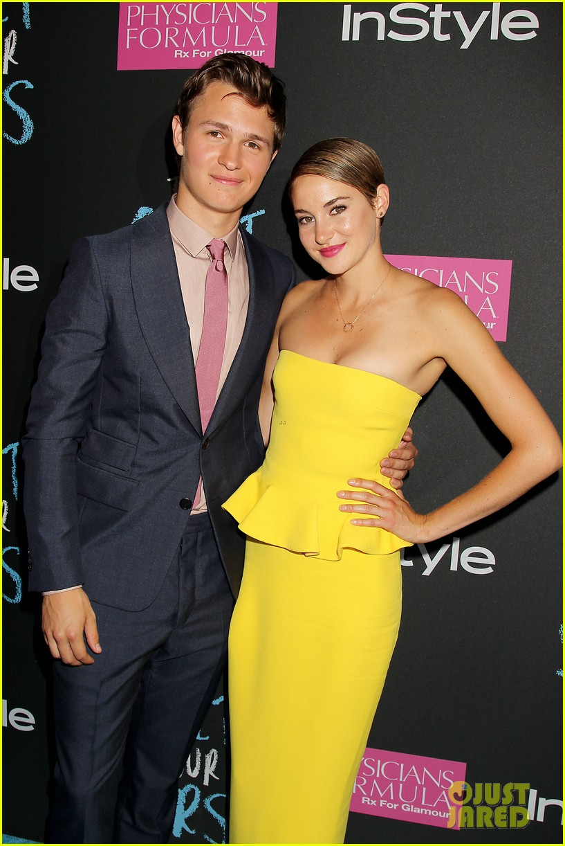 shailene woodley fault in our stars nyc premiere 203126866