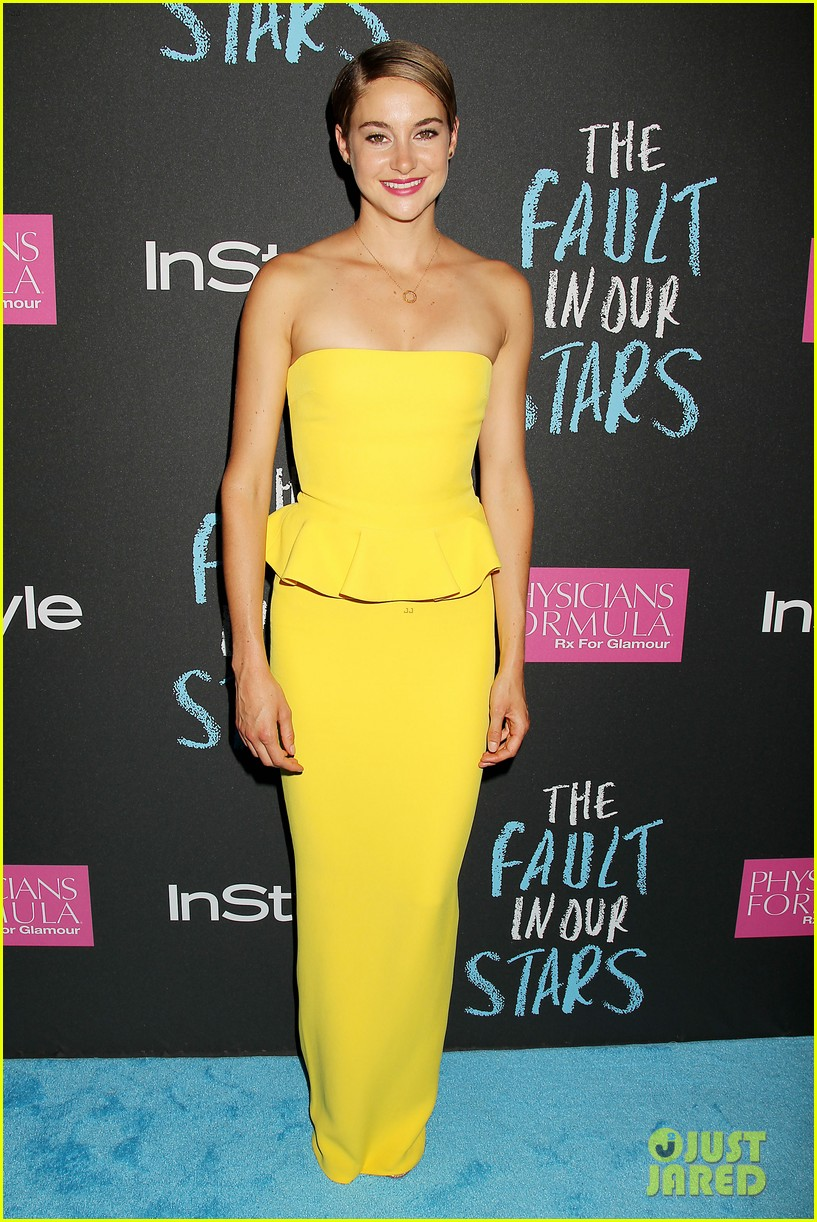 shailene woodley fault in our stars nyc premiere 35