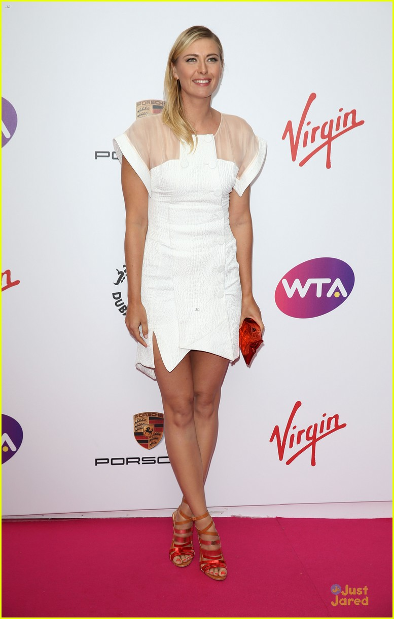 maria sharapova serena williams pre wimbledon party 073139661