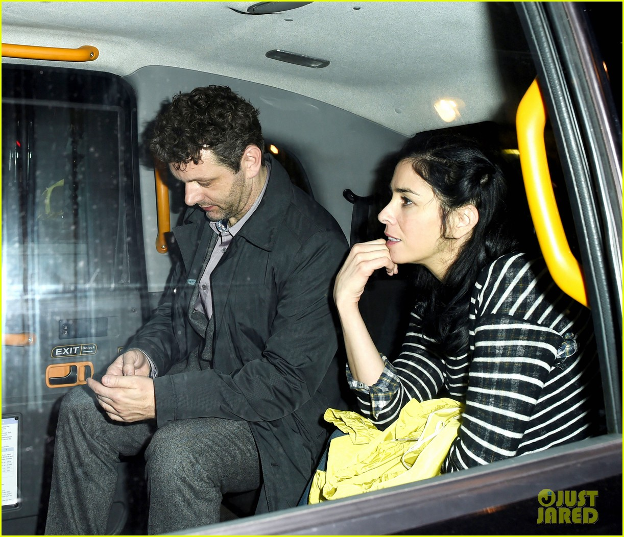 sarah silverman watches boyfriend michael sheen have sex all the time on tv 063129927