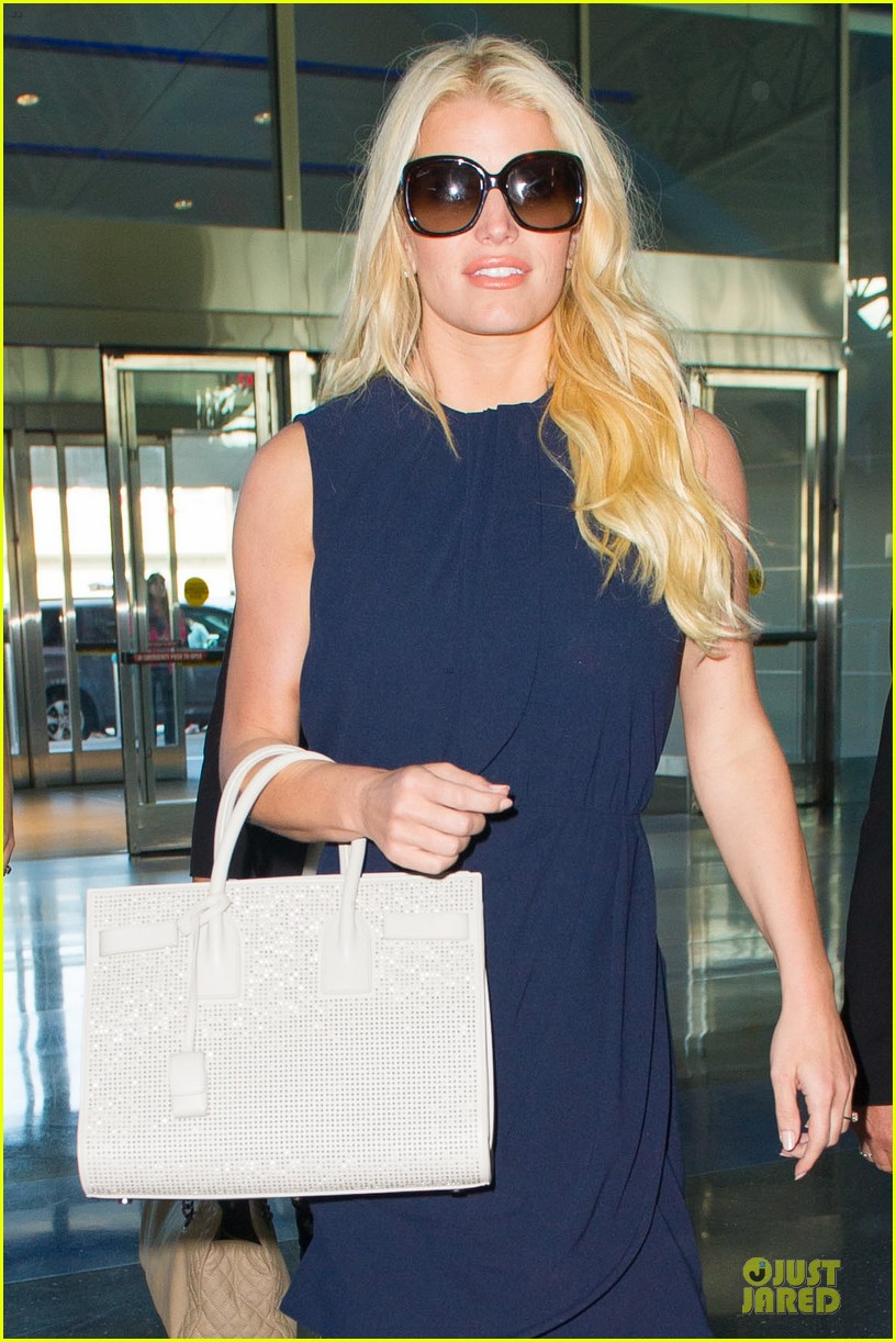 jessica simpson ashlee excited for wedding to eric johnson 083133547