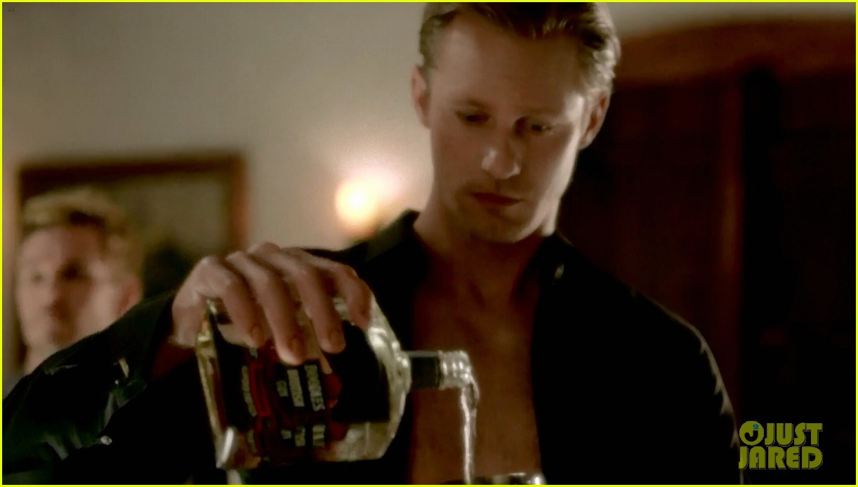 alexander skarsgard ryan kwanten true blood sex scene 07