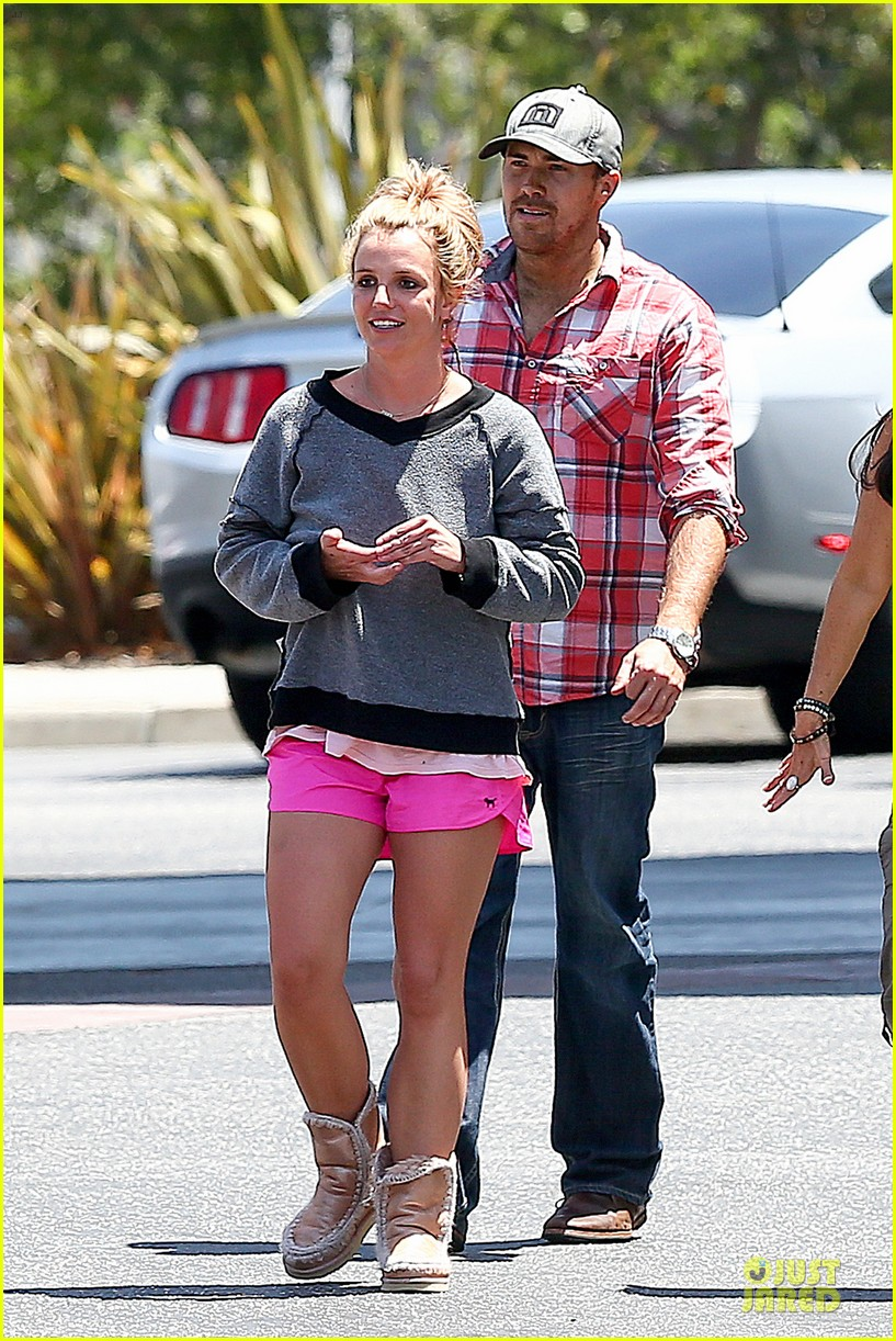 britney spears niece maddie is so adorable 083140807