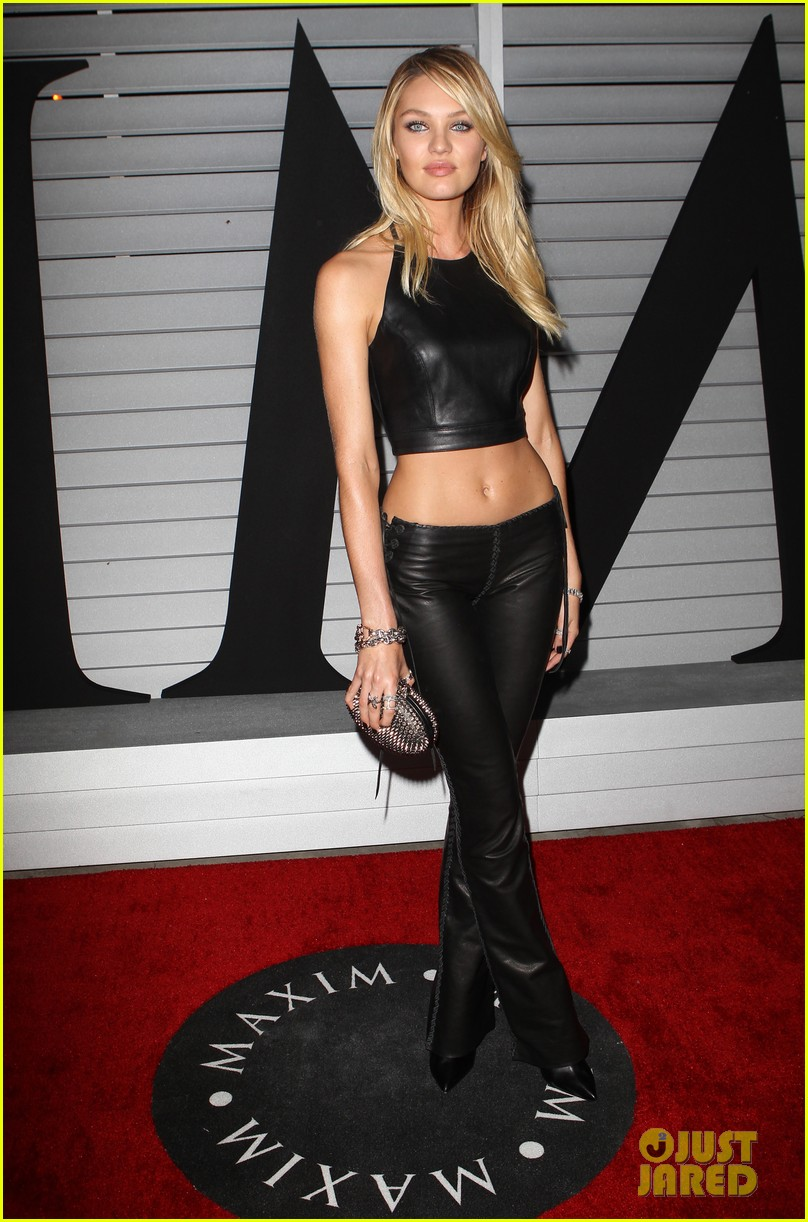 candice swanepoel sophia bush step out for maxims hot 100 263133276