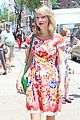 taylor swift wildflower dress young fans nyc 06