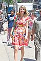 taylor swift wildflower dress young fans nyc 10