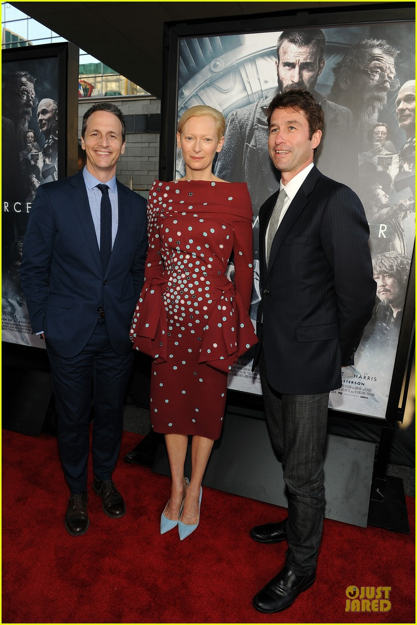 tilda swinton alison pill hot for snowpiercer laff premiere 053133683