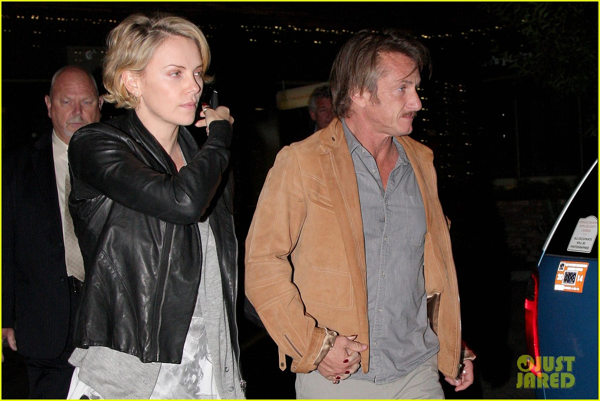 charlize theron on dating sean penn its nice to not be single 063126550