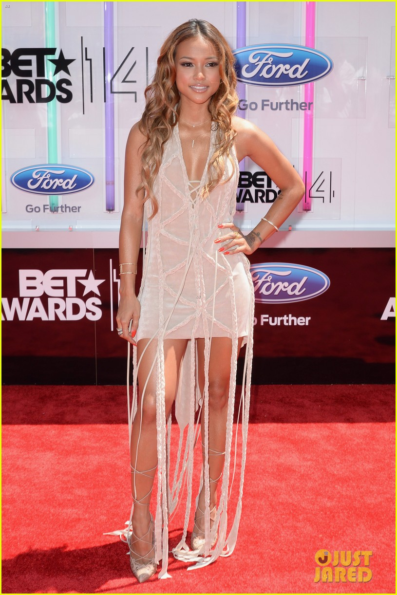 karrueche tran bet awards 2014 013146267