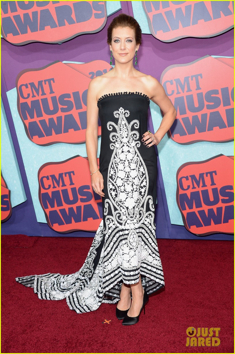 kate walsh cmt music awards 2014 04