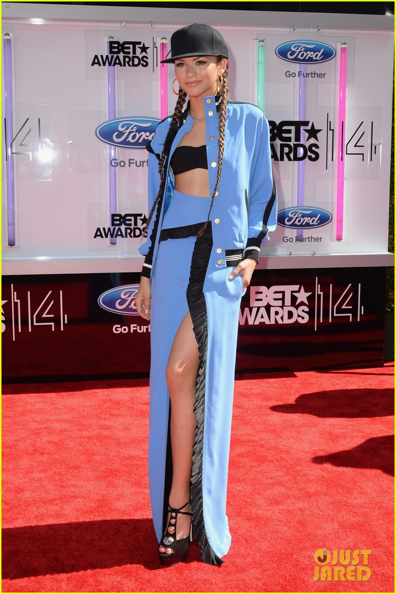 zendaya bet awards 2014 05
