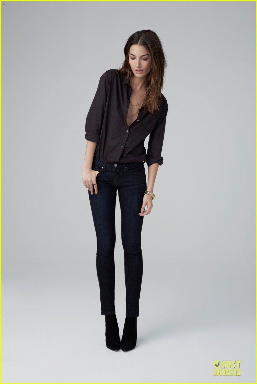 3b02a8982642e4 Lily Aldridge Named Face of Velvet by Graham & Spencer For Fall 2014  Campaign: Photo 3162095   Lily Aldridge Pictures   Just Jared
