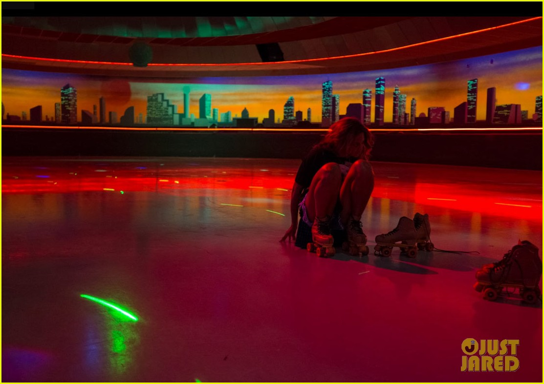Roller skating rink music - Beyonce Recreates Blow Music Video At Houston Roller Rink Photo 3160943 Beyonce Knowles Pictures Just Jared