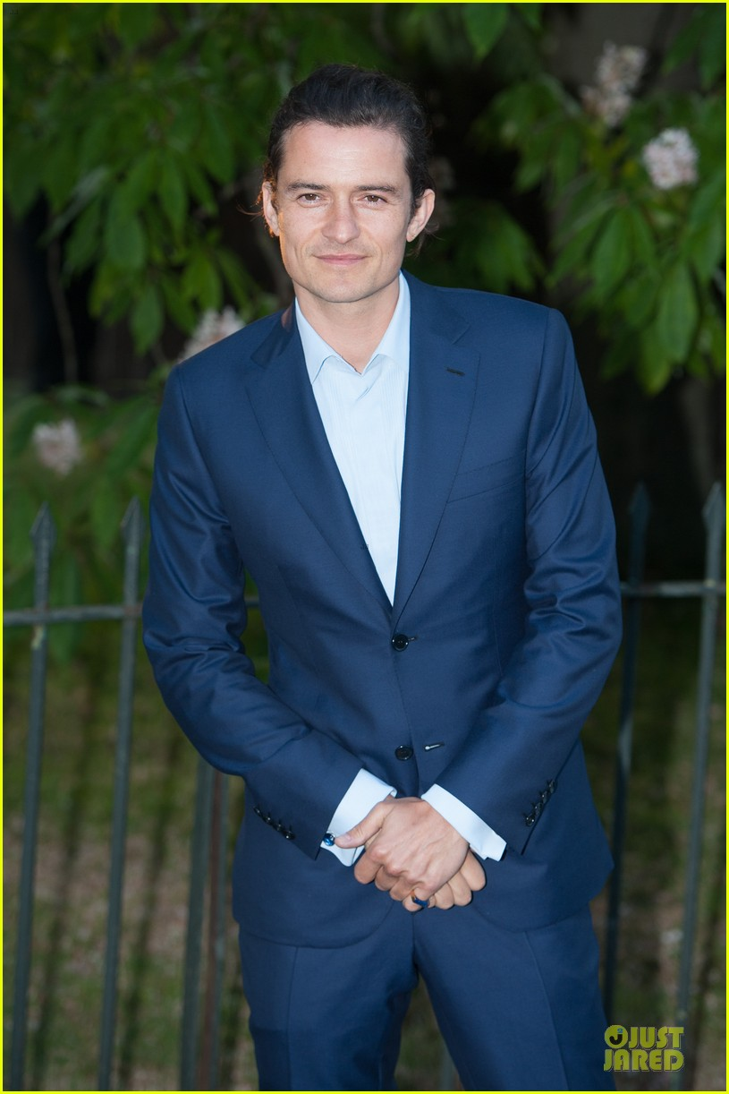 orlando bloom pharrell williams serpentine gallery party 053147836