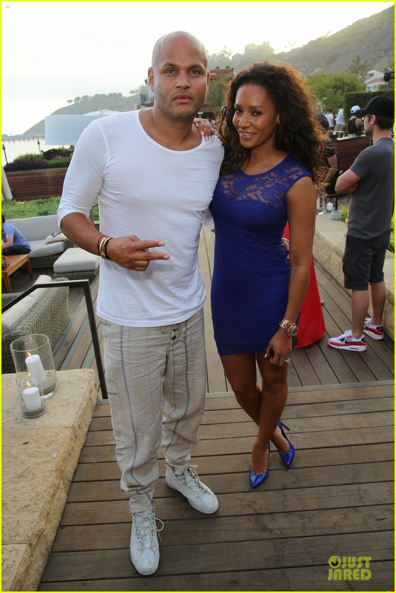 chris brown karreuche tran celebrate july 4th together in malibu 043150090