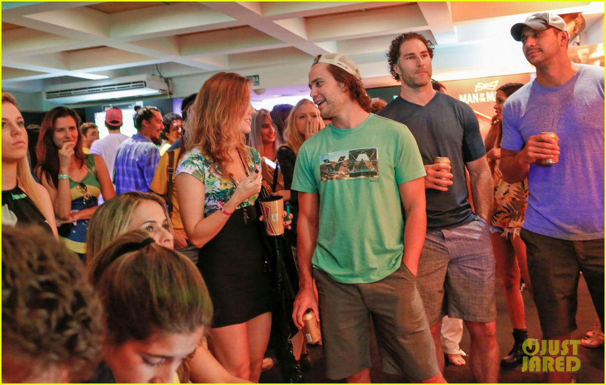 gerard butler taylor kitsch watch brazils massive defeat against germany 17