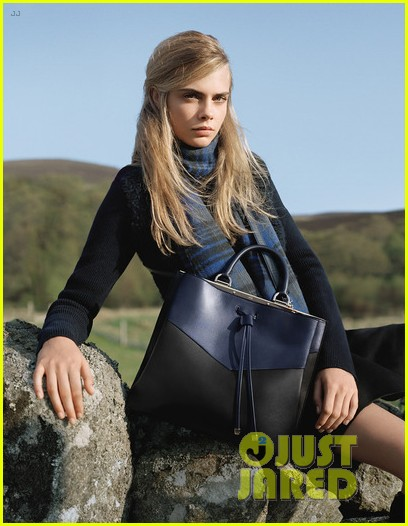 cara delevingne mulberry campaign autumn winter 2014 03