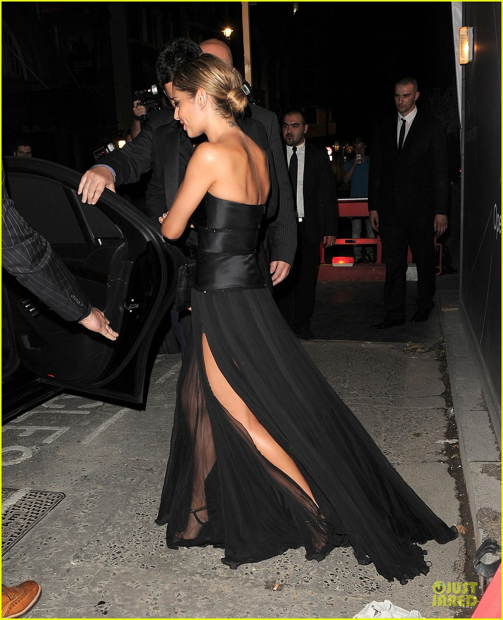 cheryl cole husband jean bernard match in black for wedding party 173161427