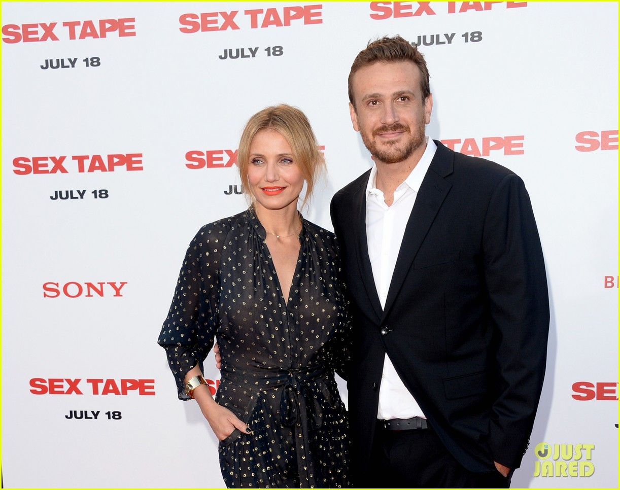 cameron diaz jason segel let hollywood see their sex tape 16