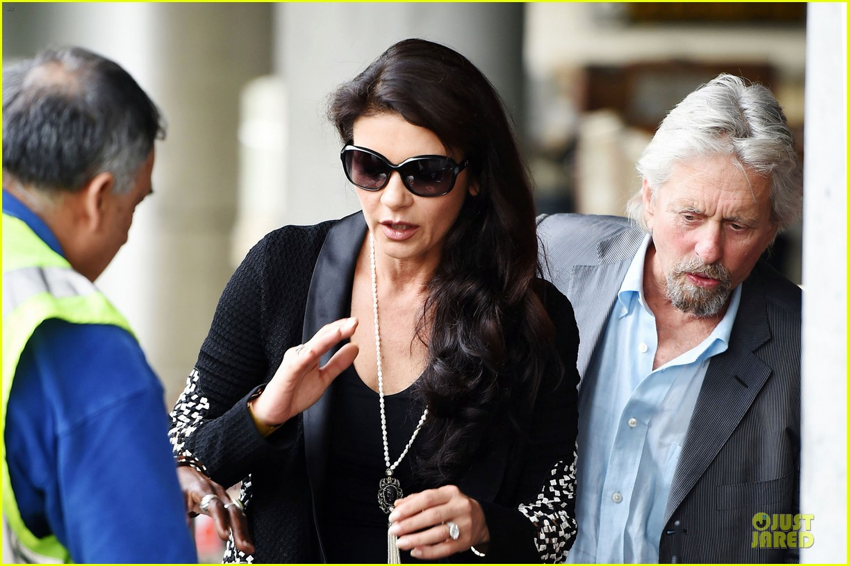 michael douglas opens up catherine zeta jones marriage 23