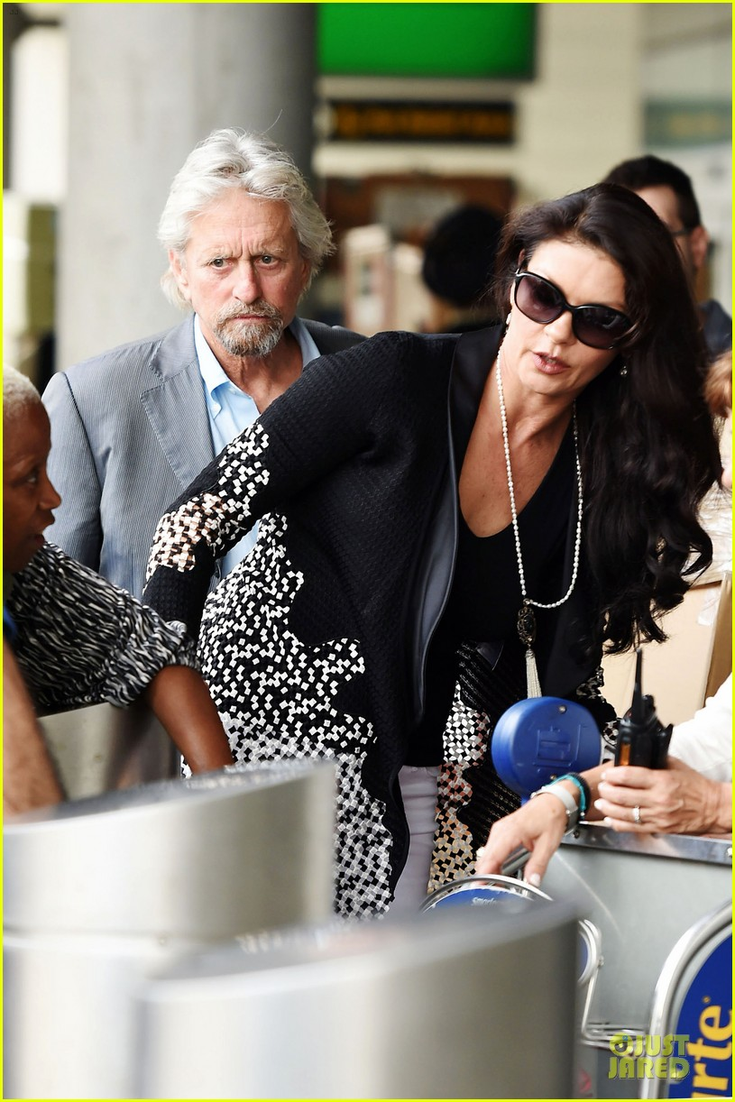 michael douglas opens up catherine zeta jones marriage 26