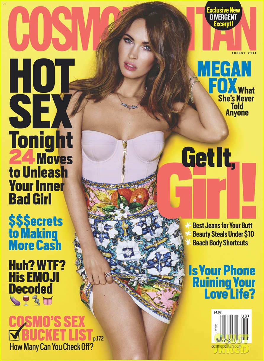 megan fox covers cosmopolitan august 2014 013147598