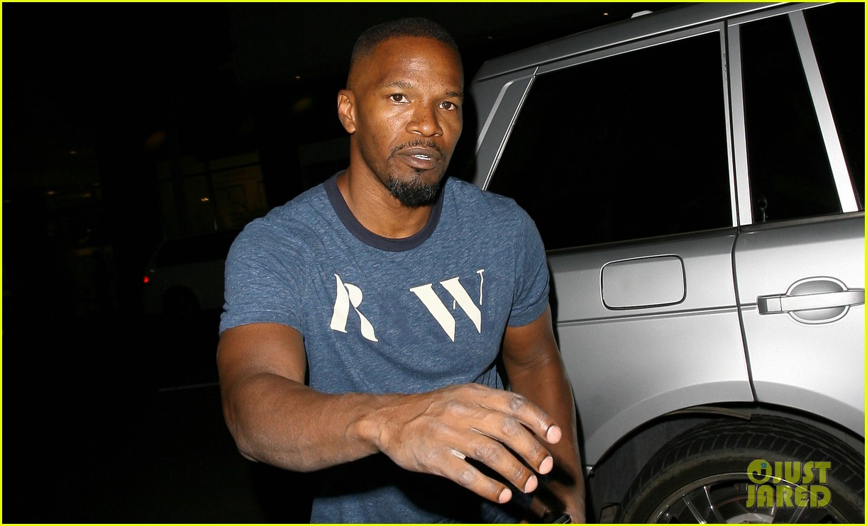jamie foxx honors sister deondra with down syndrome 02