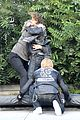 charlie hunnam gets into physical altercation for sons of anarchy 26