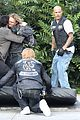 charlie hunnam gets into physical altercation for sons of anarchy 30