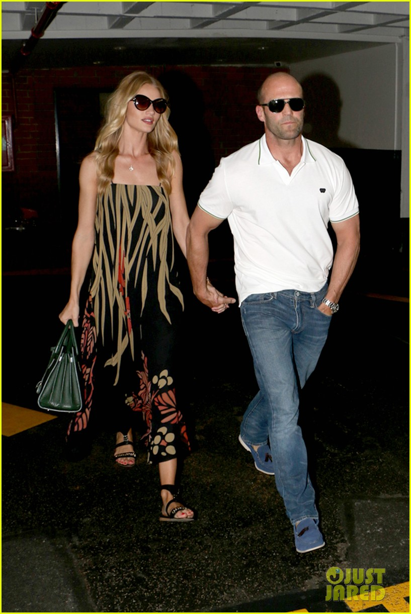 rosie huntington whiteley jason statham hottest couples 07