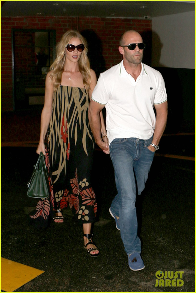 rosie huntington whiteley jason statham hottest couples 103153487