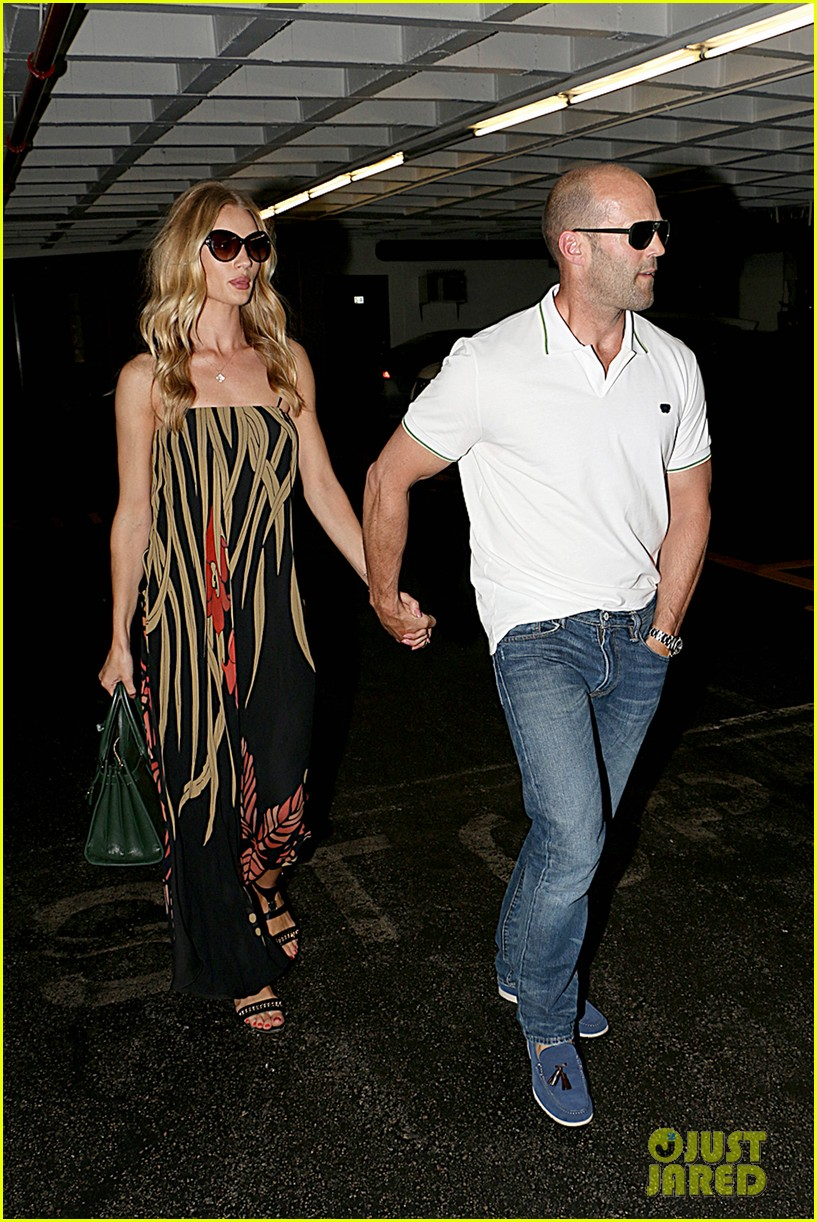 rosie huntington whiteley jason statham hottest couples 16