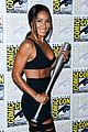 jada pinkett smith scares ben mckenzie at comic con 08