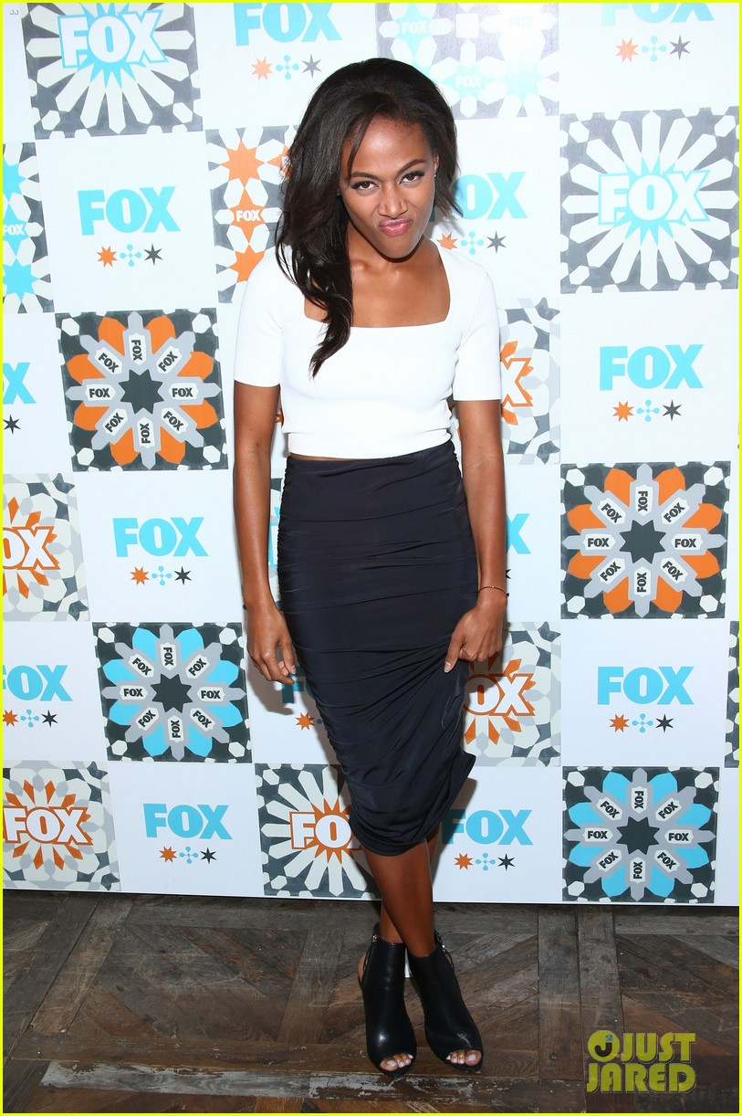 mindy kaling gets glam for foxs summer tca all star party 07